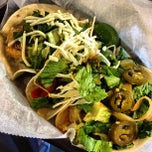 Photo taken at Hankook Taqueria by Kyle L. on 7/28/2012