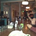 Photo taken at Interstate Kitchen & Bar by Gretchen W. on 5/14/2012
