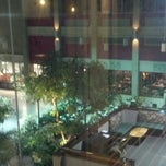 Photo taken at Four Points by Sheraton Pittsburgh North by Miguel G. on 9/9/2013