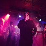 Photo taken at Lucky Dog Music Hall by claynferno F. on 4/28/2013