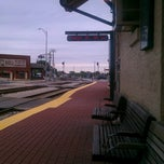 Photo taken at Metra - Blue Island Vermont Street by Richard F. on 5/25/2013