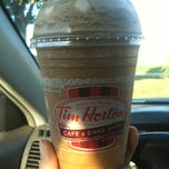 Photo taken at Tim Hortons by Elizabeth H. on 9/4/2013