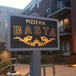 Photo taken at Pizzeria Basta by Daphne P. on 10/17/2012