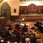 Photo taken at Holy Trinity - PBCC Practice by Alisa R. on 12/14/2012
