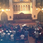 Photo taken at Holy Trinity - PBCC Practice by Alisa R. on 12/14/2013