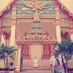 Photo taken at วัดพุทธมงคลนิมิตร (Wat Buddhamongkolnimit) by faBi 张™ [ 张费边 ] on 7/22/2013