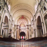Photo taken at Cattedrale di San Pietro by rob z. on 3/26/2013