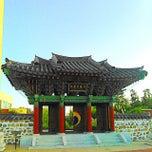 Photo taken at Songaham Martial Arts Gate Little Rock, AR by Breyona C. on 8/24/2014