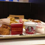 Photo taken at KFC by Ali G. on 12/24/2012