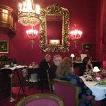 Photo taken at Restaurant Rote Bar by Sergej P. on 3/10/2013