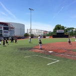 Photo taken at The Yard @ Cal Ripken Baseball Field by Dennis Y. on 6/8/2014