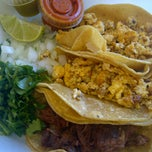 Photo taken at Cesar's Tacos by Mark A. on 8/22/2013