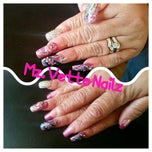Photo taken at MZ VETTE NAILZ UNLIMITED by Yvette M. on 5/15/2015