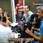Photo taken at FM Tiempo by Nacho A. on 2/16/2015