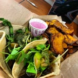 Photo taken at Green Truck by Justin B. on 8/27/2013