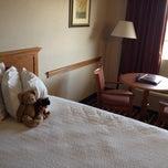 Photo taken at Atlantis Inn by Steven S. on 9/21/2013