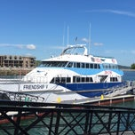 Photo taken at Bar Harbor Whale Watch Co. by Gloria S. on 6/7/2014
