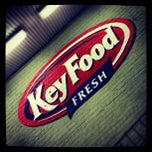 Photo taken at Key Food by Manny G. on 1/22/2013