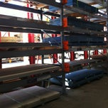 Photo taken at Bunnings Warehouse by Corinne F. on 2/4/2013