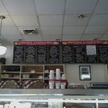Photo taken at Crabapples N.Y. Deli by Charlene J. on 2/11/2013