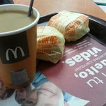 Photo taken at McDonald's by Francisco Javier U. on 4/15/2013