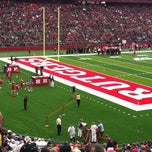Photo taken at High Point Solutions Stadium by Eiko R. on 10/6/2012