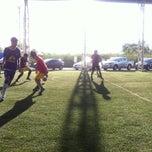 Photo taken at Boy Tarprajun FC by เทพเทพา เ. on 9/20/2014