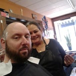 Photo taken at Clifton Barber Shop by Ray F. on 4/11/2014