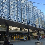 Photo taken at Station Rotterdam Centraal by Emma B. on 7/4/2013