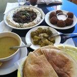 Photo taken at Pita Alsharq by Daniel.MD on 10/14/2013