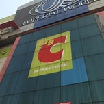 Photo taken at Big C (บิ๊กซี) by Yaowaluk J. on 3/8/2013