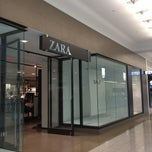 Photo taken at Zara by Jade K. on 2/4/2013