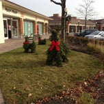 Photo taken at Town Square Wheaton by Carol F. on 12/1/2012