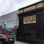 Photo taken at Rocker Guitars by River M. on 12/19/2013