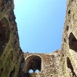 Photo taken at Castle Rising Castle by Matt M. on 7/15/2014