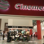Photo taken at Cinemex by Jorge R. on 6/4/2013