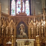 Photo taken at St. Patrick's Old Cathedral by Robert S. on 4/28/2013