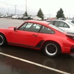 Photo taken at Porsche of Farmington Hills by Angel P. on 4/13/2013