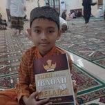 Photo taken at Masjid Sukajadi by qhomier on 7/4/2014