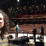 Photo taken at The Craterian Theater at The Collier Center for the Performing Arts by Cornflower M. on 1/10/2015