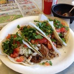 Photo taken at Malena's Tacos by Darin S. on 8/27/2013
