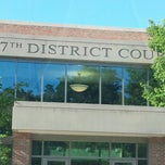 Photo taken at 47th District Court by Staxx M. on 6/5/2014