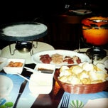 Photo taken at Cantina Don Fondue by Marcela C. on 4/4/2013