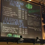 Photo taken at Pyramid Alehouse Brewery by Bailey G. on 2/17/2013