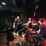 Photo taken at Istanbul Jazz Center by Erhan Ali Y. on 1/18/2013