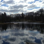 Photo taken at Central Park - Turtle Pond by Cliff P. on 3/22/2013