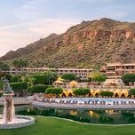 Photo taken at The Phoenician by THE PHOENICIAN on 4/15/2014