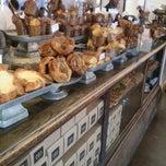 Photo taken at Tatte Bakery & Café by Domenic L. on 1/12/2013