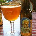Photo taken at Brasserie La Loggia by Justin G. on 6/20/2013