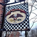 Photo taken at Spread Eagle Tavern by Mr. Furrypants on 12/30/2013